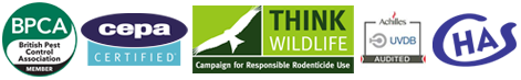 Members of Think Wildlife, the campaign for responsible rodenticide use and The BPCA, British Pest Control Association